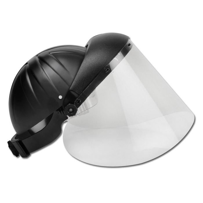 775a8694441c3 Visière de protection Uvex pour le visage et la tête - transparente et  protectio. Image description · Image description ...