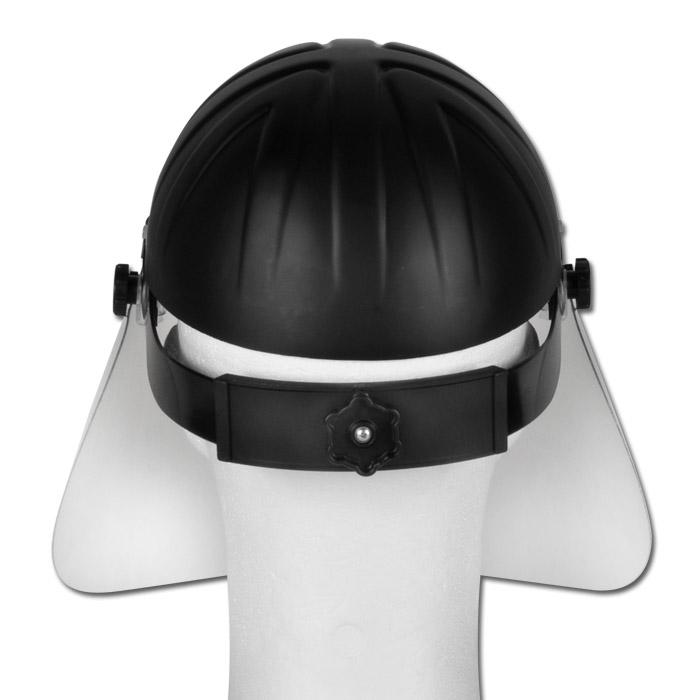 16894a4887d23 Visière de protection Uvex pour le visage et la tête - transparente et  protectio