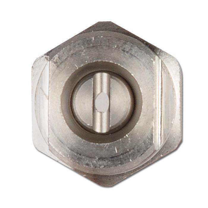 """Hochdruckreiniger Waschdüse Düsen 1//4 /"""" M Edelstahl Winkel 0° 15° 25°/& 40°"""