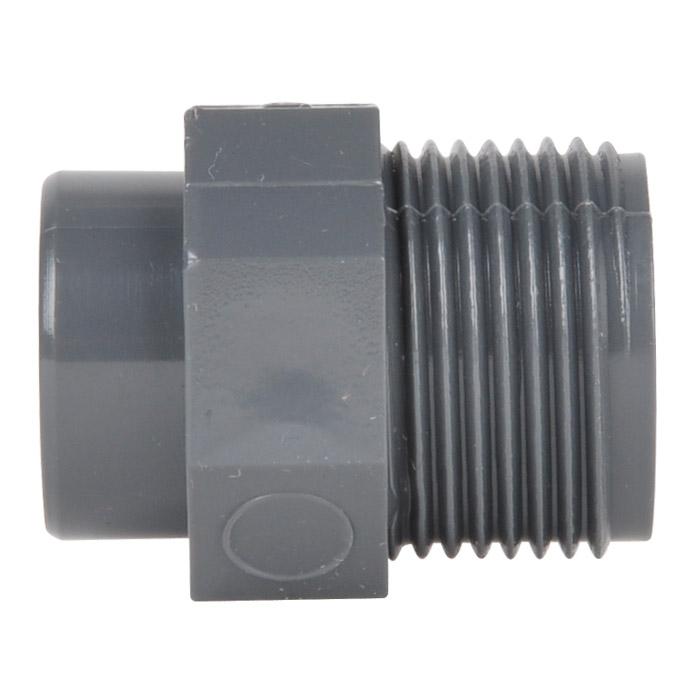 Bekannt Reduziernippel - PVC-U (nur für Kunststoffgewinde) YK81