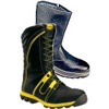 Læder støvler - sikkerhedsfodtøj