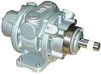 GAST tryckluftsmotor - 16 AM-FRV - arbetstryck 7 bar