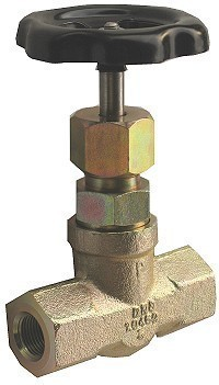 High-pressure flow control valve - steel - up to 600 bar