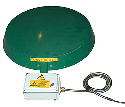Drum Heating Base Plate CF / BP For Plastic Drums