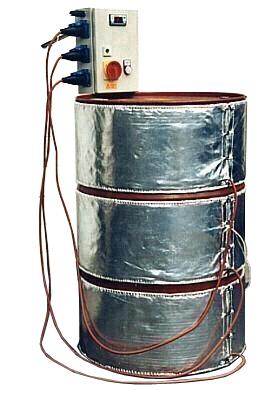 ELPW Mat - Heating For 200 Liter Barrel