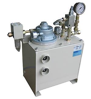 Hydraulikaggregat Antrieb Druckluftmotor Konformitätserklärung