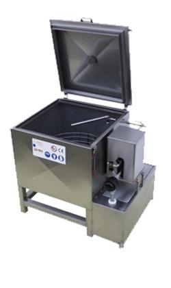 Pneumatische Teilwaschanlage LA-RO 380