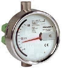 """Härterflussanzeiger - 1.4571 - Messber. 20 bis 825ml/h - G 1/4"""" o. 1/8"""""""