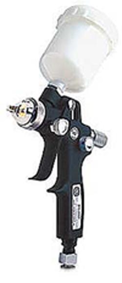 Farbspritzpistole Mod-Mini SK FB-K - Düsengröße Ø 0,3 bis 2,2 mm - Fließbecher 125ccm mit Sieb