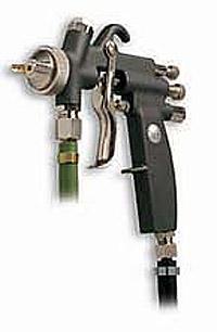 Farbspritzpistole Walther Pilot III F (Materialanschluss)
