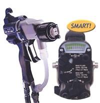 Luftzerstäubende Elektrostatik-Pistole PROXs4 smart