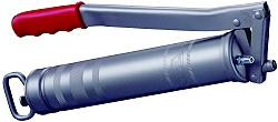 Grease gun E500 all-steel - with hand lever - first-class design