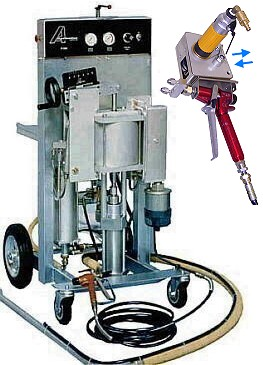 Aplicator Jumbo Machine For All Types Of Spraying Applications - IP-8000