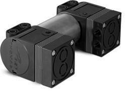 Vakuumpump - mini membran - 12 V - 950 mbar - 0,3 l/min