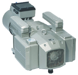 Rotary valvola - pompa a vuoto VAU VTLF 250 / 0-400 - 1150 U / min