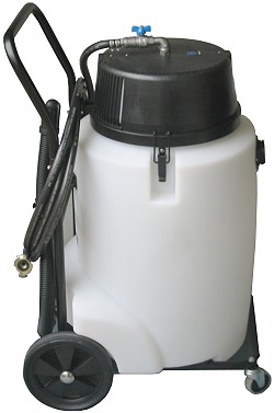 "Druckluftsauger ""KAV 30 100 VA"" - Behälter Kunststoff - 100 l"