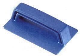 Handslip med kardborre - för slipfleece och slipmaterial