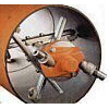 Sablage intérieur de tuyaux