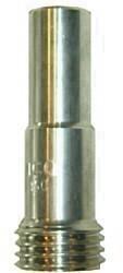 Jetmunstycke - Volframkarbid - Ø 6/8 mm - cyl. Borrning - 50 mm grovgänga