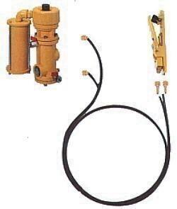 Pneumatisk fjärrkontroll - kompletteringsset