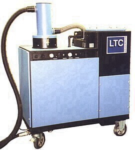 Vacuum Blasting Machine - Type LTC-1060