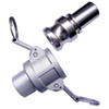 Lever Couplings