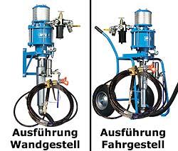 """Airless Spritzsystem """"Professional 24026"""" - für mittel- und niederviskose Materi"""