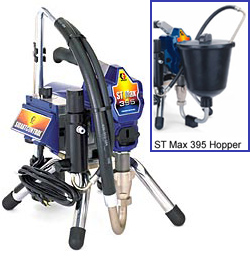 Airless Spray Sistema Graco ST Max 395