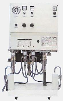 2-K Kolbendosieranlage - Mischungsverhältnis variabel 1:1 bis 16:1