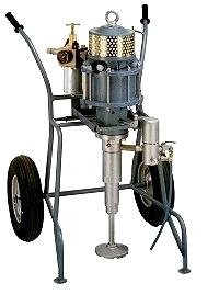 WIWA-Airless-Spritzgerät - Modell 15042.. - SUPER