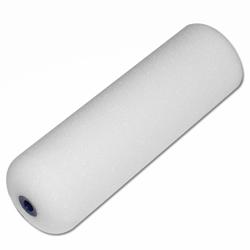 Roller - inner-Ø 50 mm - lackfärg - 16 cm bred - extra tjock skumplast