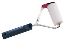 Specialroller för färgseparation - 10 cm - polyester - väggfärg