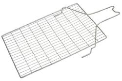 Abstreif-Gitter - Metall verzinkt - Maße 22 x 30 und 26 x 30 cm - mit Haken - VE 10 Stück - Preis per VE