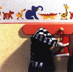 "Themenset 6 + 7 ""Kind & Astro"" - 16 Motive - aus flexiblem Kunststoff - Preis per Set"