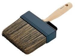 Flächenstreicher ClassicSTAR mix - extra lange schwarze China-Borste - Maße 100x30 und 120x30 mm - VE 6 Stück - Preis per VE