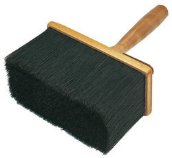 Ceiling Brush - Black China Bristle - Professional Quality - 185/85 mm