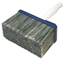 Decken-Bürste - Nylon-Borste - Größe 180 x 80 mm - Preis per Stück - Tiefgrundbürste