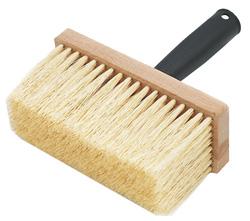 """Luttvätt- och kalkborste """"fiberborst"""" - 175/80 mm"""