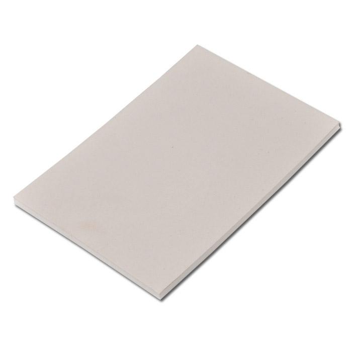 Gummi-Spachtelplatte - Gummi - Maße 8 x 12 cm - VE 10 Stück - Preis per VE