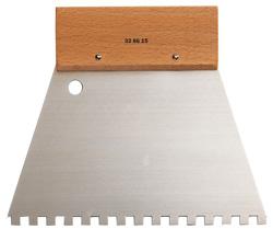 Tandad spackel - klister - 28 cm bred