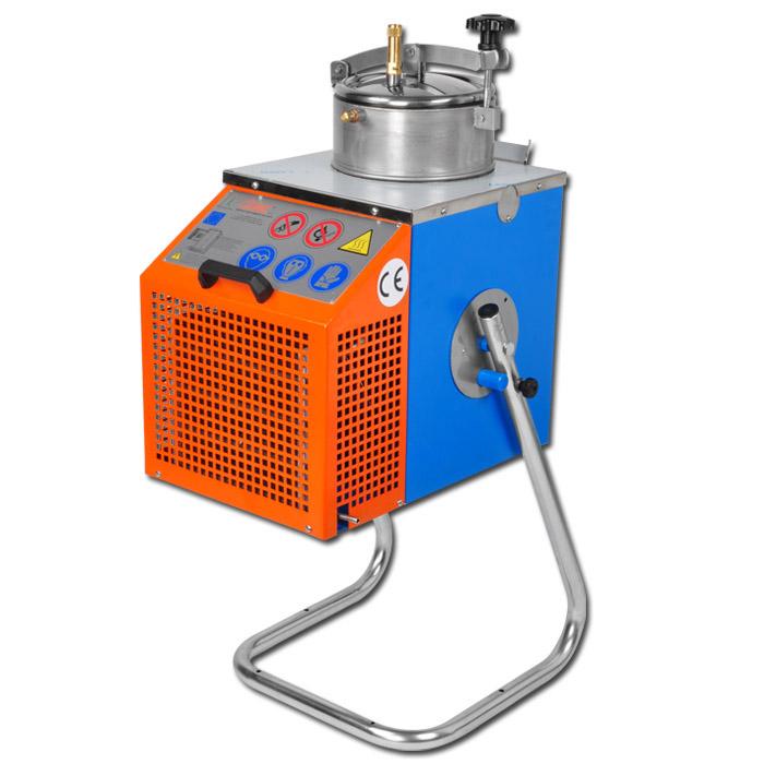 Destilliergerät für Lösemittel - Modell K2-10 CEI - Leistung 4 l/h