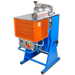 Solvent recovery plant K30 EX, ATEX T3, EEXD-IIBT3-IP55