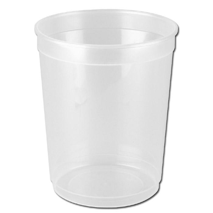 Becher - Polypropylen - 1000 ml - bedruckbar