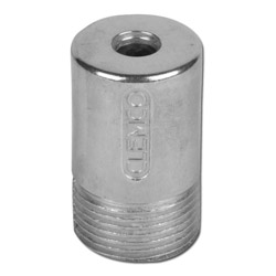 Strahldüse Borcarbid - klein - Düsen-Ø 3 bis 12 mm - Länge 40 mm - ¾ Zoll Feingewinde