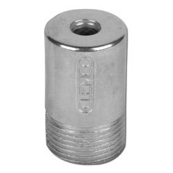 "Blästermunstycke - borkarbid - Ø 3-12 mm x 40 mm - 3/4"" fingänga"