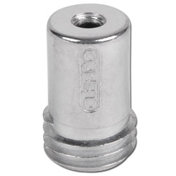 Blasting Nozzles - Boron Carbide - Ø 3 To 12mm x 40mm - 25mm Cord-Like Thread