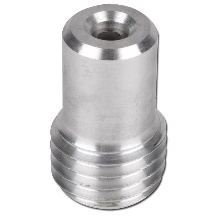 CT- Düse (TC) - Grobgewinde 25 mm - Düsen-Ø 3 bis 13 mm - Länge 40 mm - für Strahlschlauch 13 x 7 mm