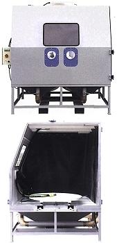 Blästerskåp - tryckblästring för industri - BNP 601