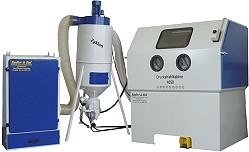 Blästerskåp -  tryckblästring för industri -  4050