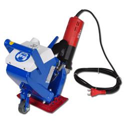 Blästermaskin 1-5HH - 10 m²/h - arbetsbredd 125 mm - BLASTRAC
